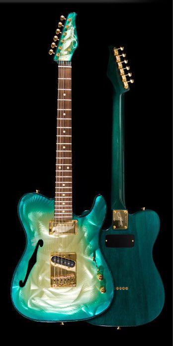 Gigliotti Custom Guitars GT Custom  <3'd by the team at Stringjoy Custom Guitar & Bass Strings