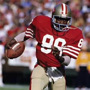 Freddie Solomon - (Jan. 11, 1953-Feb. 13, 2012) -- A member of two San Francisco 49ers Super Bowl winning teams, Solomon was a college quarterback who crafted an 11-year career in the NFL by catching footballs. He died after battling liver and colon cancer.