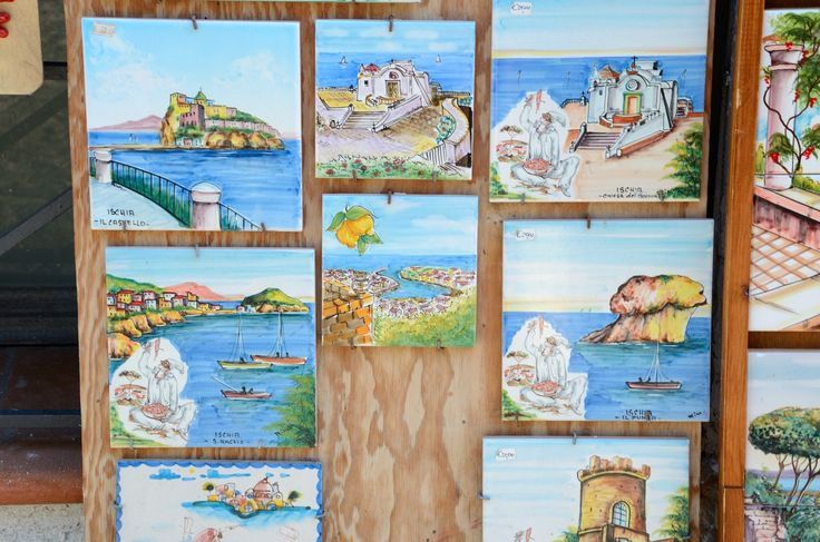 Souvenirs From Ischia
