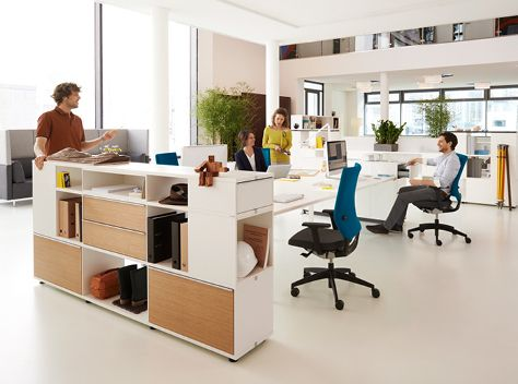 Office furniture - Sedus terri tory