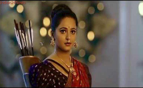 Baahubali 2 Arrow Scene Prabhas And Devsena