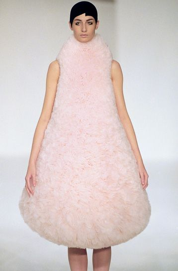 Hussein Chalayan SS00 (Before Minus Now)