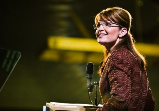 US for Palin has posted: Sarah Palin Cancels England Speech
