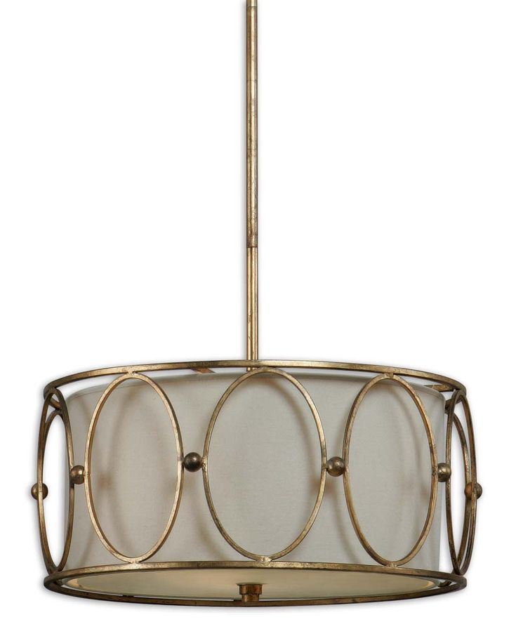 25 Best Ideas about Drum Pendant Lights on Pinterest  Drum