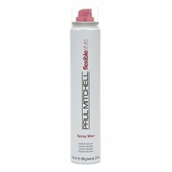 Paul Mitchell Spray Wax... Great for adding texture and definition!
