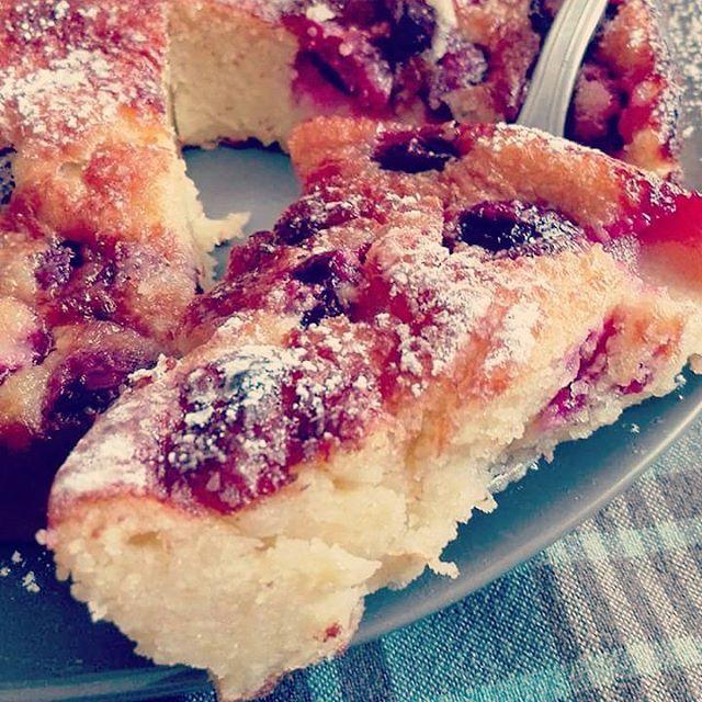 Clafoutis, ricetta del mio amico chef Eric Sapet della Petit Maison de Cucuron.  Ah! La Provance!💙