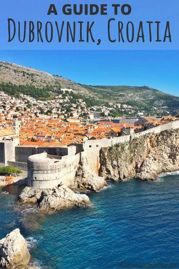 Dubrovnik amp Montenegro Travel Guide