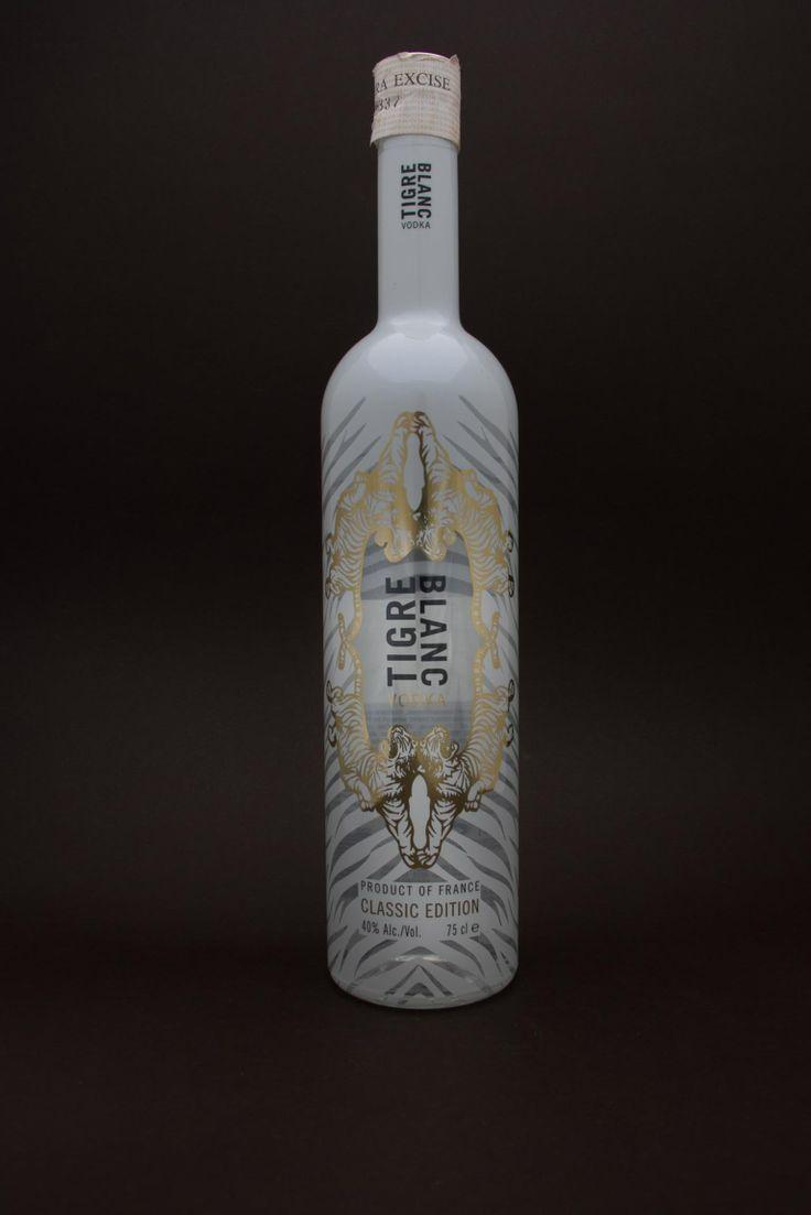 TIGRE BLANC - Imported Vodka - Vodka - Products Hopscorkenbottle.com