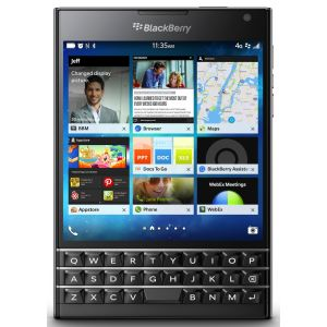Large touch screenThe BlackBerry Passport has a large square touch screen that provides an amazing viewing and reading experience, giving you wider vision that unleashes your capabilities. It is designed for a better web browsing, reading, apps, editing and maps experience.  Read more of an email without scrolling to respond faster See a full desktop web page on your screen View all details on a m...