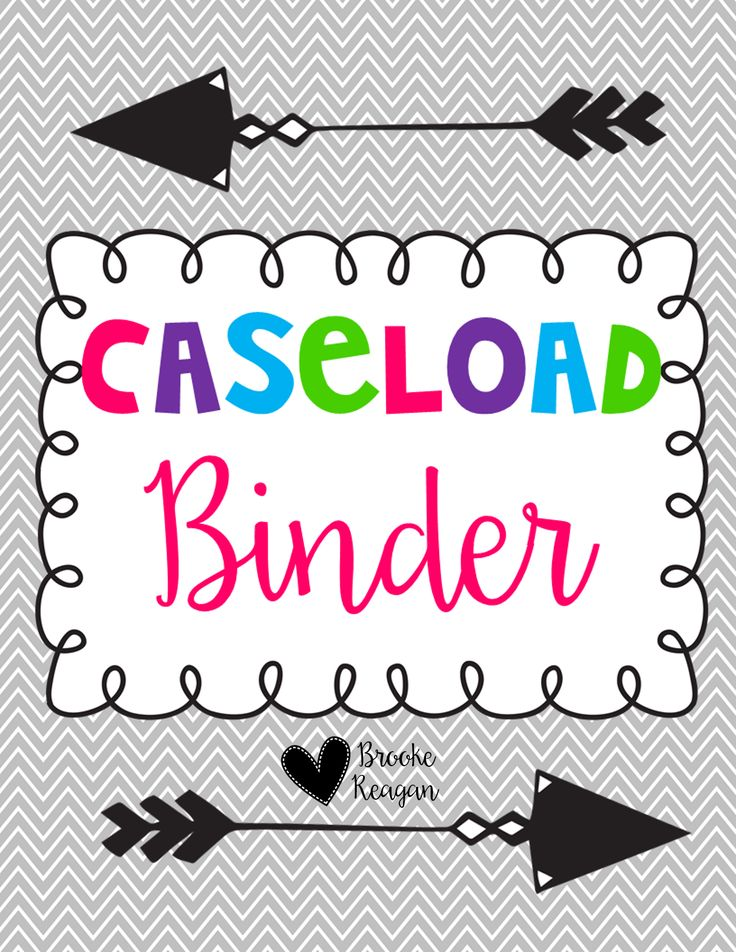 This is great for special education teachers! This Caseload Binder features over…