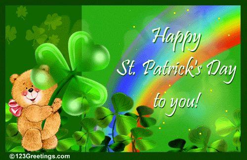 free happy st patrick day pictures | Happy St Patrick's Day!