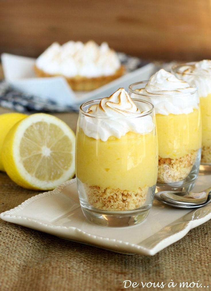 La tarte au citron meringuée, nouvelle version, est à tomber. Rafraîchissant ! | BuzzFil - votre dealer d'emotion