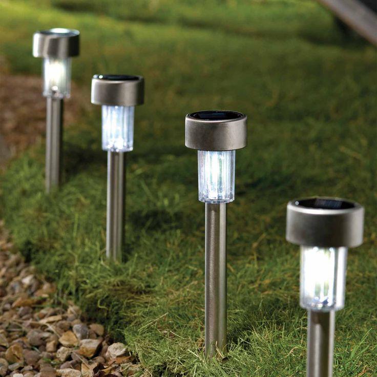 Best 25 Solar Post Lights Ideas On Pinterest Solar Lamp