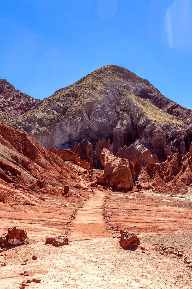 Valle Del Arco Iris Um Passeio Surpreendente No Atacama Arco