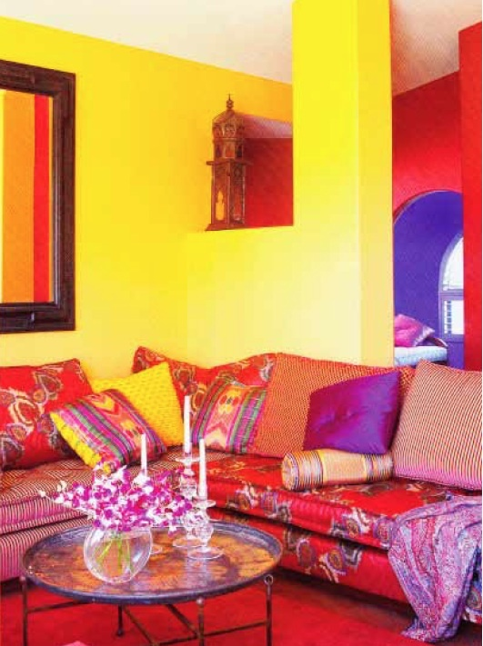 Find This Pin And More On Design Books Ive Written Interior Designer Ronald Bricke Moroccan
