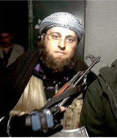 ISIS leader & media guru is an American from Texas. John Georgelas aka-yahya-abu-hassan