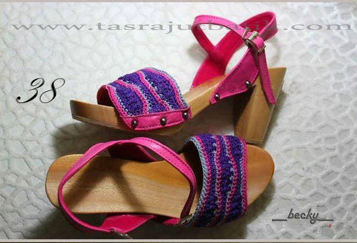 becky pink midi high heels