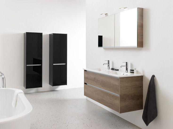 Dreamz greeploos badkamermeubel van #Primabad http://www.wonen.nl/informatie/Dreamz-greeploos-badkamermeubel-Primabad/5376