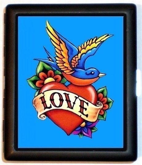 Lovebird Love Tattoo
