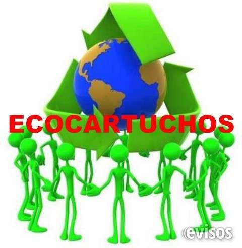 RECARGA Y RECICLADO DE CARTUCHOS DE TINTA Y TONER HP BROTHER SAMSUNG SOMOS UNA EMPRESA VIRTUAL DEDICADA AL RECICLADO Y RECARGA DE CARTUCHOS INKJET HP, LEXMARK, CANON, ... http://belgrano.evisos.com.ar/recarga-y-reciclado-de-cartuchos-id-284393