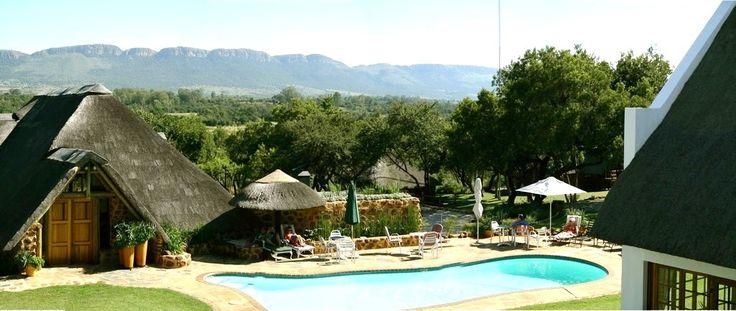 Mokoya Lodge | Overlooking the Magaliesburg Mountains
