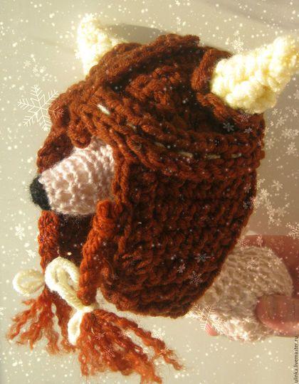 шапка викинга, шапка с рогами, одежда для маленьких собак. Handmade на заказ. Одежда для собак ручной работы. Заказать шапка для собак, шапки для собаки, одежда для собаки, для йорка, мопса, тойчика.