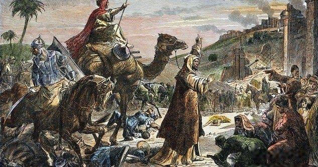 Ketika Penduduk Kristen Syam Lebih Memilih Khalifah Islam Dibanding Kaisar Romawi