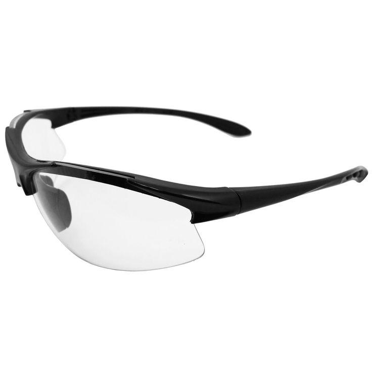 Erb commandos clear antifog safety glasses 18614 in 2020