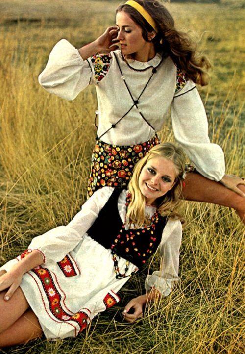 sixtiescircus:  Sixties Fashion