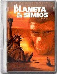 Saga El Planeta De Los Simios 1-2-3-4-5-6-7 [DVDRip] [Audio Latino]