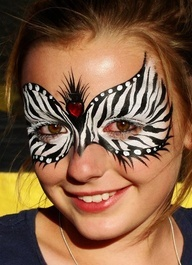 face painting blank templates - Google Search