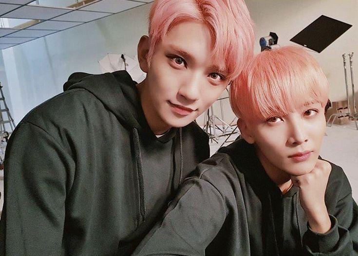 Joshua/Jisoo - Jeonghan #Seventeen
