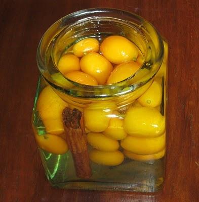 Cocina con Quenyin: Licor de naranjas Kumquat casero