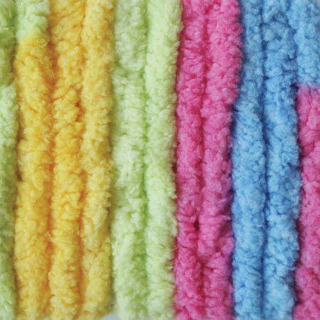 Sweet & Sour Varg Blanket Yarn - Big Ball (6 - Super Bulky) by Bernat