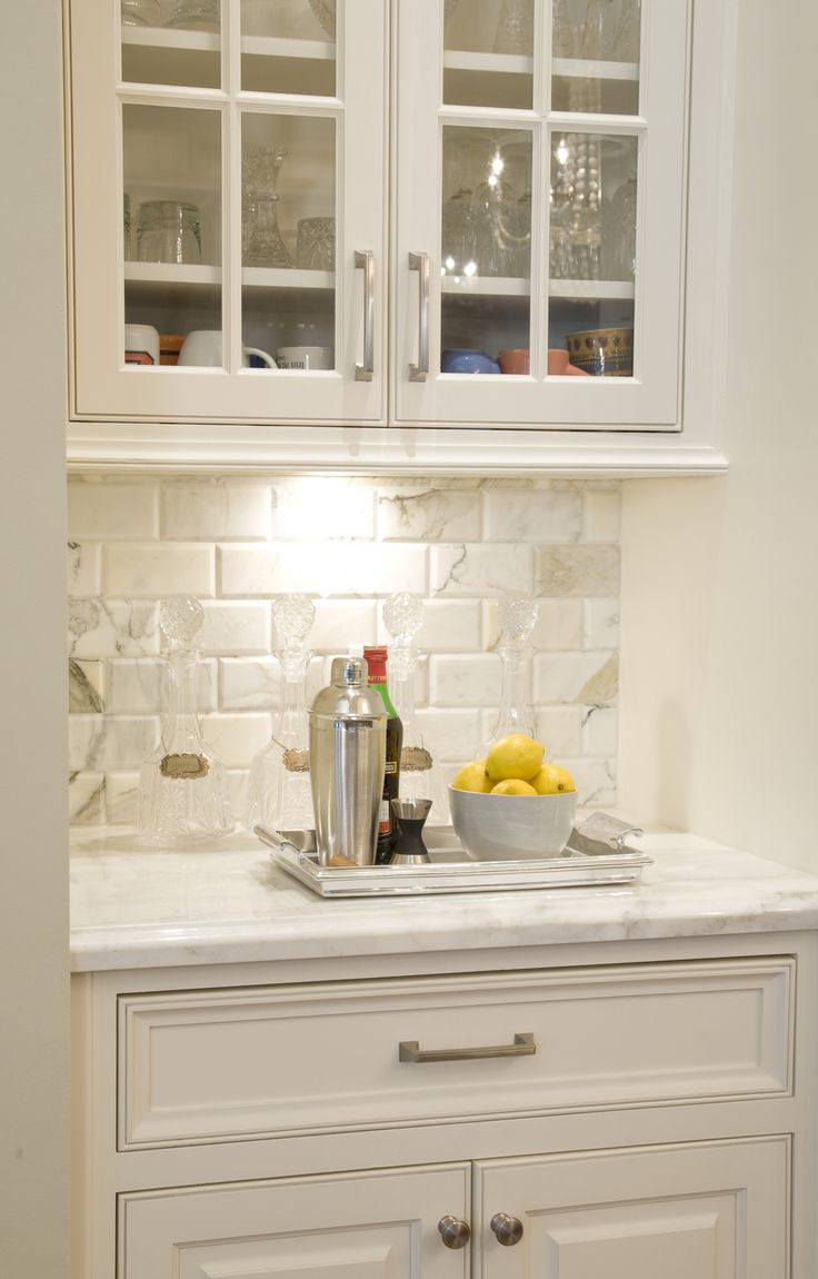 17 best images about tile on pinterest glasses calcutta marble backsplash tile cultivate calcutta marblemarble subway dailygadgetfo Images
