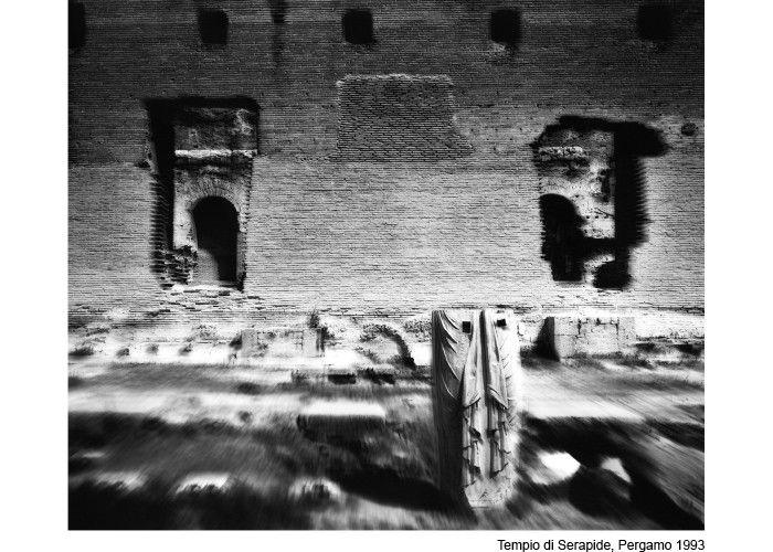 """""""Tempio di Serapide"""" by Mimmo Jodice ©"""