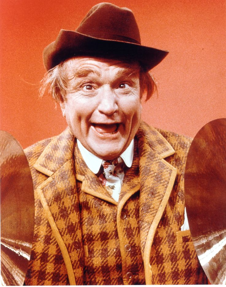 Red Skelton...as Clem Kadiddlehopper.  Great talent, Great Man!!!!