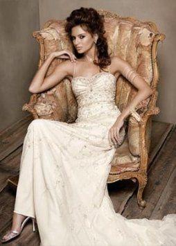 Lazaro wedding dress 3156k