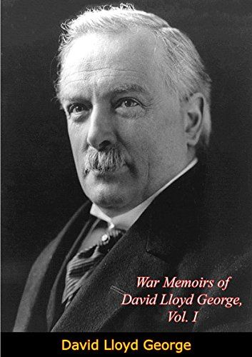 """War Memoirs of David Lloyd George in 6 volumes. """"Mr. Lloyd George's War Memoirs constitute a record of unfading historic interest….No one who wishes to be well informed about the Great War should fail to study them.""""—Rt. Hon. Winston S. Churchill A personal account of World War I events, as told from the perspective of David Lloyd George, former Chancellor of the Exchequer,  Minister of Munitions, Secretary of State of War and Prime Minister"""