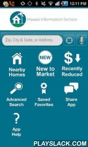 HIS REsearch MLS Search  Android App - playslack.com ,  HIS REsearch MLS Search brings the most accurate and up-to-date real estate information right to your phone! Powered by Hawaii Information Service, HIS REsearch MLS Search, you have access to all homes for sale and MLS listings on Kauai and Hawaii Island area.Use HIS REsearch MLS Search anytime, anywhere to pull up homes for sale around you using the GPS search, or find homes based on address, city or zip code. HIS REsearch MLS Search…