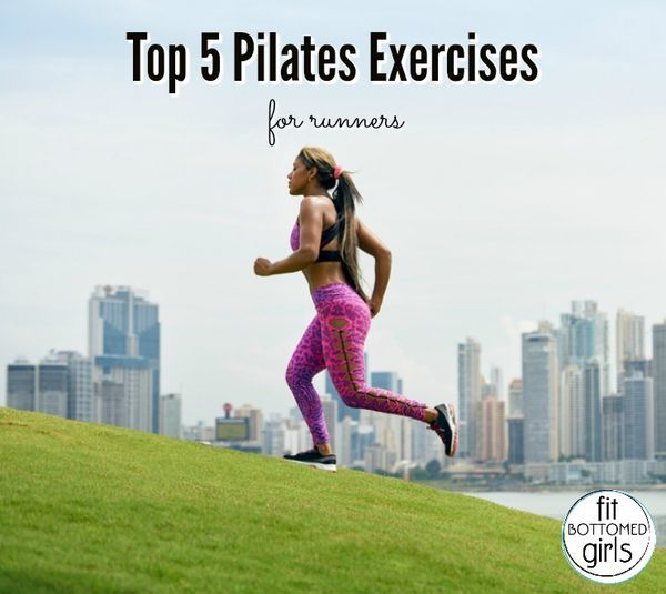 Top 5 Pilates Exercises for Runners