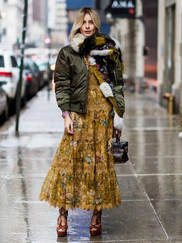 2017年2月9日(現地時間)より開幕した、2017秋冬ニューヨークファッションウィーク。コレクション初日、なんと大雪に見舞われたNY。とはいえ、会場周辺ではおしゃれエリートたちによるスナップバトルで熱気むんむん。今シーズンも、最旬トレンドに身を包んだファッショニスタたちのとれたてスナップを、毎日更新でお届け!