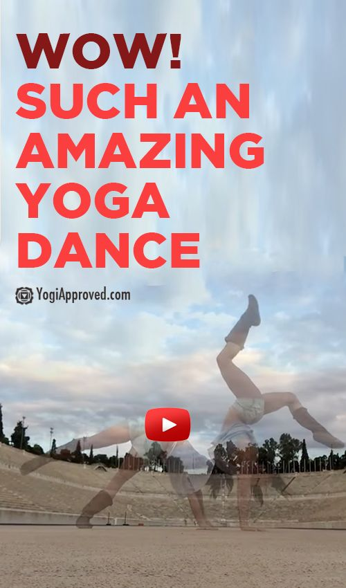 A Beautiful Yoga-Dance By Meghan Currie (Video) - YogiApproved.com