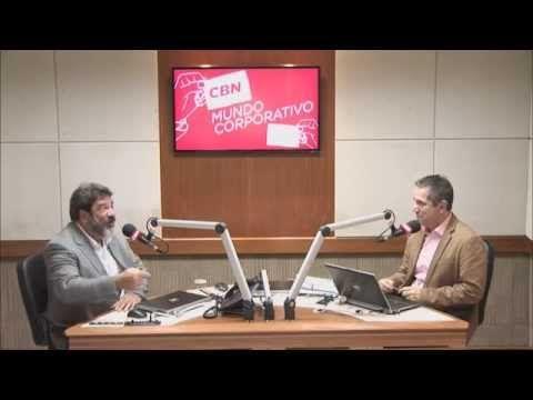 CBN - Mundo Corporativo: Entrevista com Mário Sérgio Cortella - YouTube