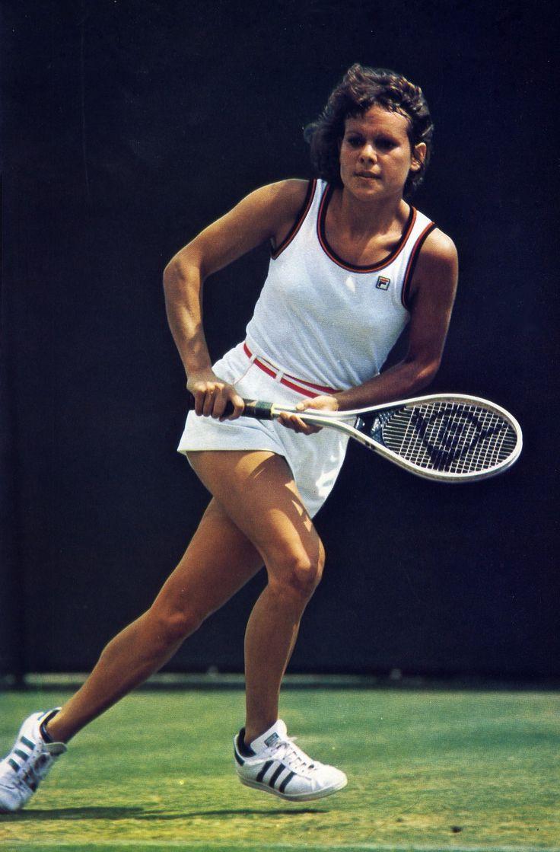 Evonne Goolagong Cawley - Australian Tennis Star. v@e.
