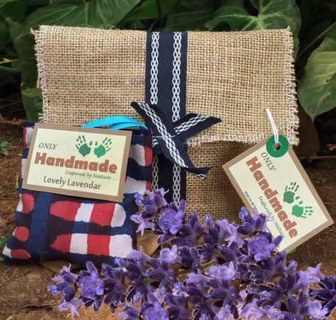 Lovely Lavender Perfumed Sachet