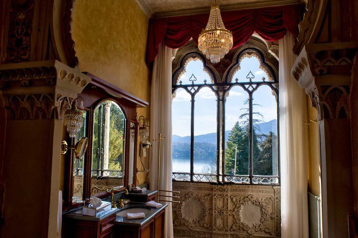 Villa Crespi bagno