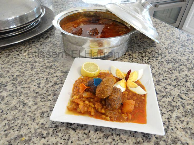 Tajine merguez rago t la tunisienne cuisine tunisienne for Cuisine tunisienne
