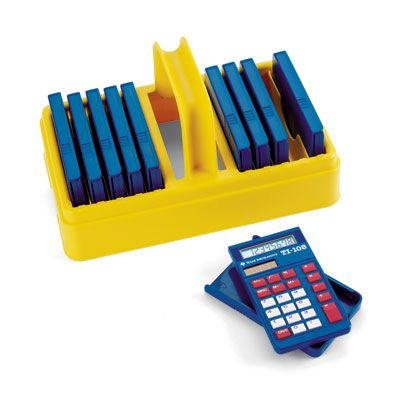 Everyone grab a calculator.