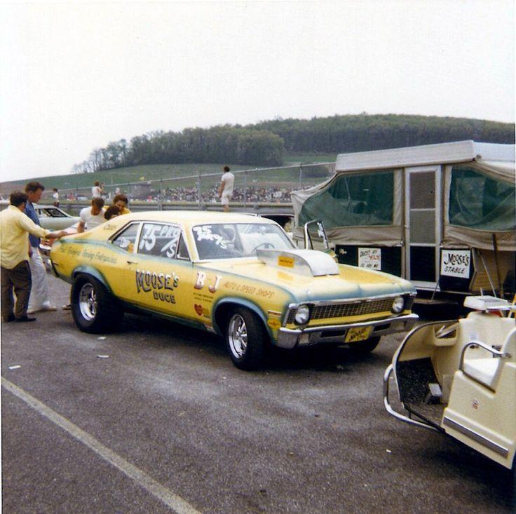 Mooses duce early nova pro stocker vintage muscle cars